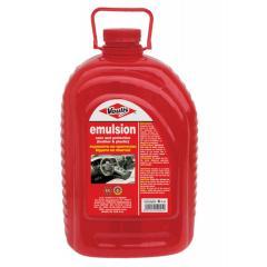 Solutie profesionala - Emulsie protectiva pentru piele si plastice Voulis Emulsion 5L