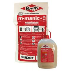 Praf de curatare auto cu lichid auxiliar Voulis M-Manic Super 20 Kg + M-Manicox 5L