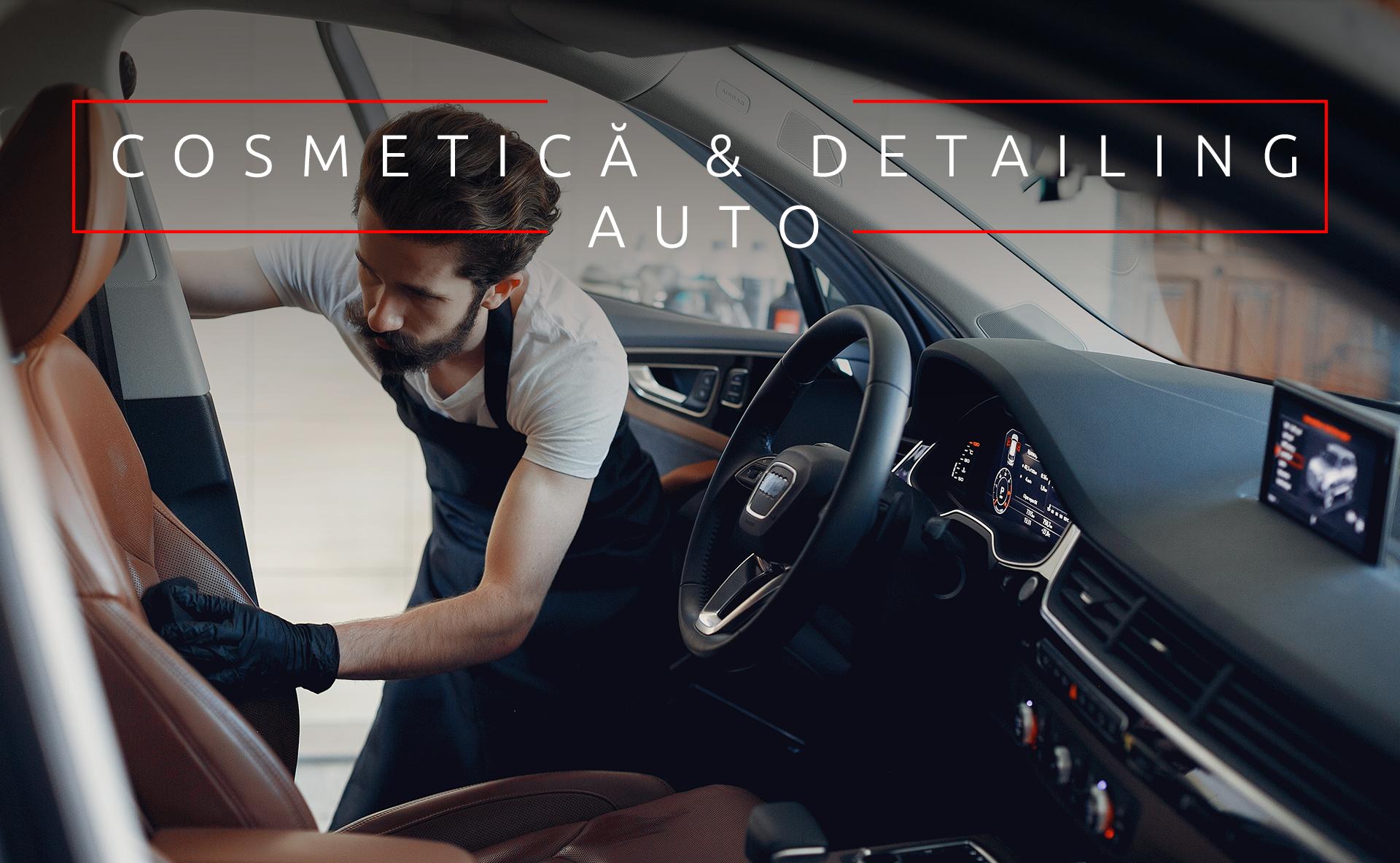 Cosmetica&detailing auto interior