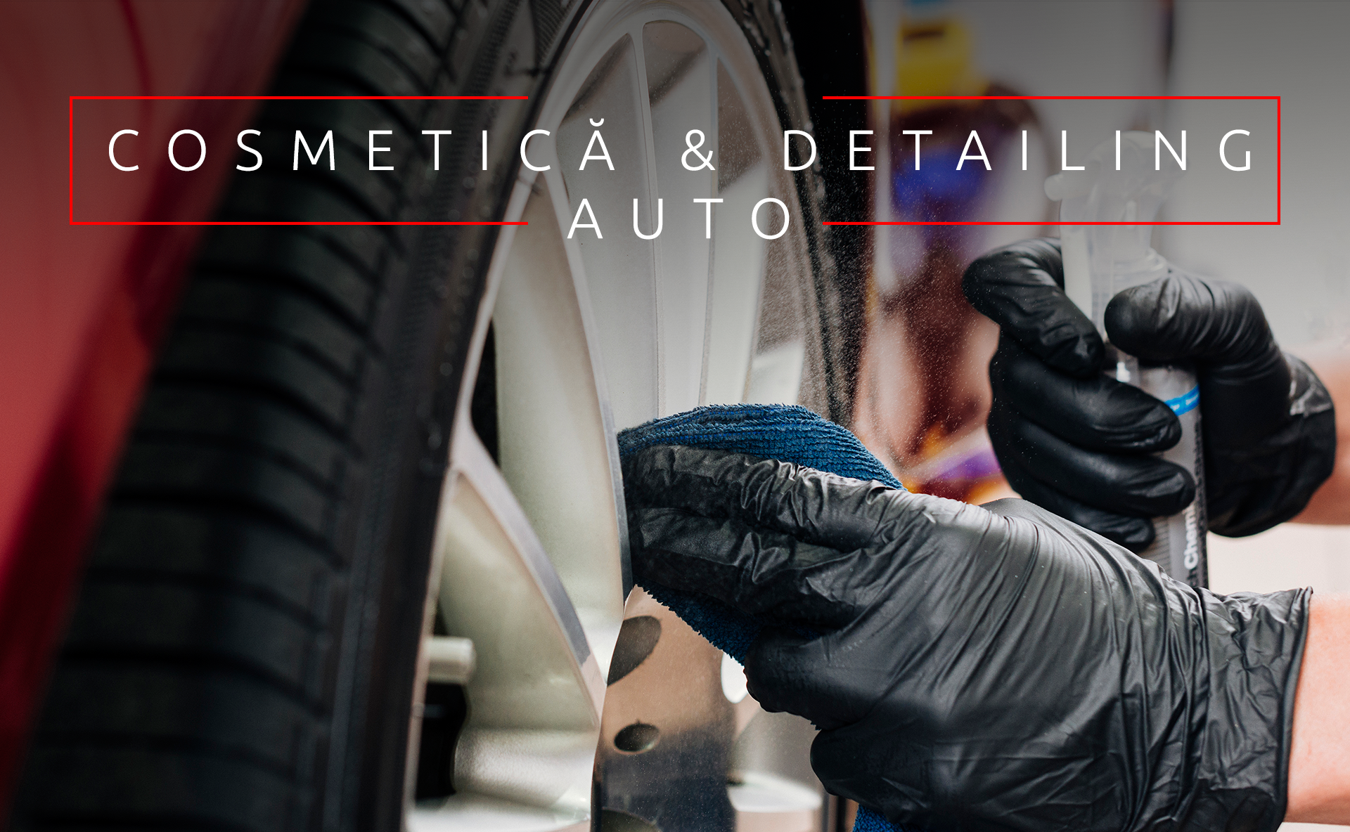 Cosmetica & detailing auto